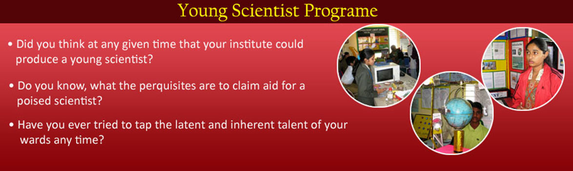 Young Scientist Programe