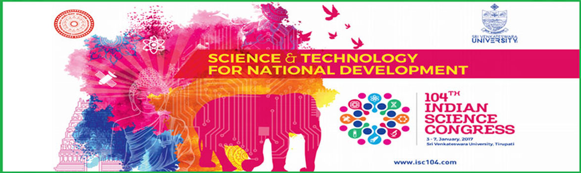 104th Indian Science Congress